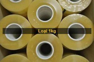 Băng Dính lõi nhựa 1KG/Cuộn - Lốc 6 cuộn